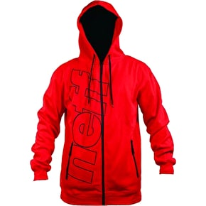 Neff Daily Shredder Zip Hoodie - Red