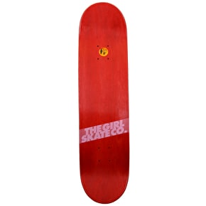 Girl Couch Potatoes Skateboard Deck - Biebel 8