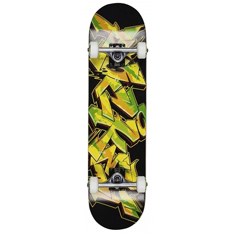 Rocket Skateboard - Graffiti Series Camo 7.75""