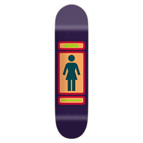 Girl 93 Til Skateboard Deck - McCrank 8.375