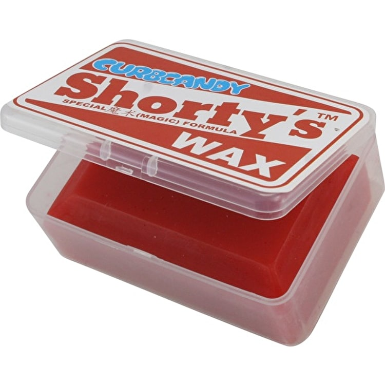 Shorty's Curb Candy Wax - Large