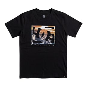DC Empire Henge Kids T-Shirt - Black