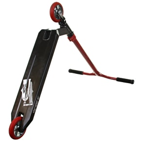 District x UrbanArtt Custom Scooter - Black/Red