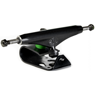 Avenue Magnesium Suspension Skateboard Trucks - Black