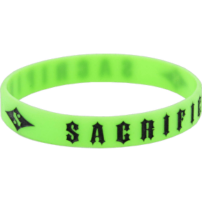 Sacrifice Wrist Band - Green