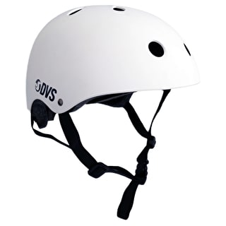 DVS Ace Helmet - White/Blue