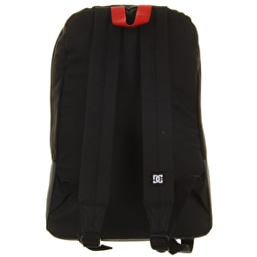DC Bunker Colourblock Backpack - Black