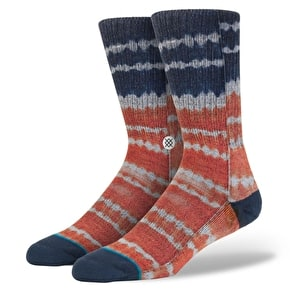 Stance Double Dip Socks - Grey