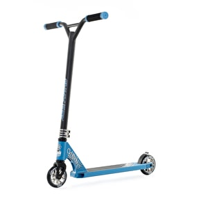 Slamm Rebel III Complete Scooter - Blue/Grey