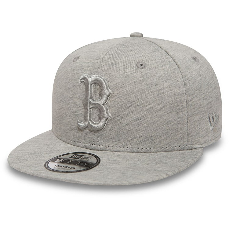 New Era Boston Red Sox Jersey Essential 9FIFTY Cap - Light Graphite/Light Graphite