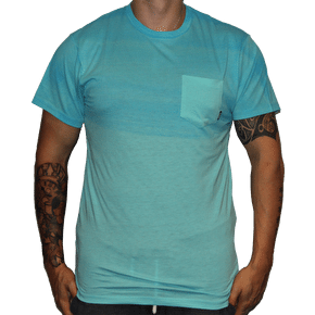 Vans Streaker Pocket  T-Shirt - Cove Blue