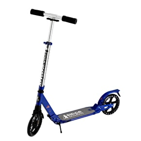Ridge Big Wheel Pro Dual Suspension Complete Scooter - Blue