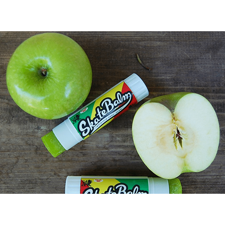 Skate Balm Skateboard Wax - Green/Apple