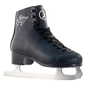 SFR Galaxy Ice Skates - Black - Size UK 7 (B-Stock)