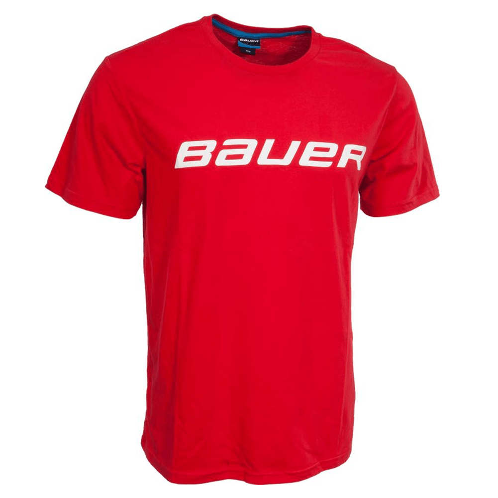Image of Bauer Core T Shirt - Red