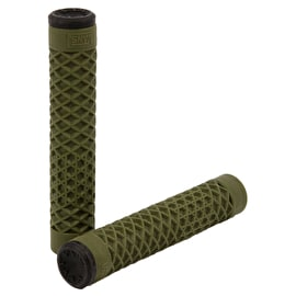 Cult X Vans Waffle Sole Flangeless Grips - Olive Green