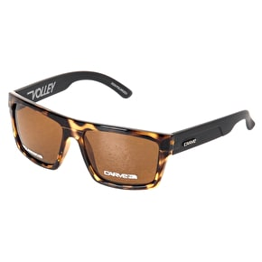 Carve Volley Polarized Sunglasses Tortiseshell