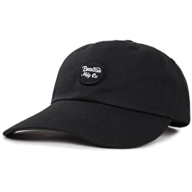 Brixton Wheeler Cap - Black