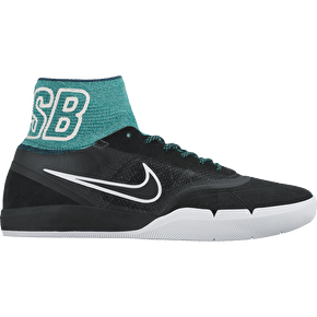 Nike SB Hyperfeel Koston 3 Shoes - Black/Black