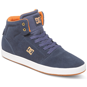 DC Crisis Vulc SE Shoes - Navy