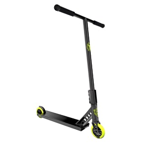 B-Stock Lucky 2017 EVO Pro Complete Scooter - Black Highlighter (Cosmetic Damage)
