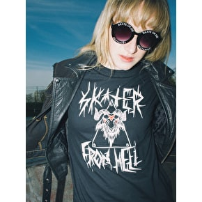 Skatanist- Skater From Hell Tee