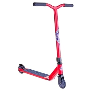 Grit Atom 2016 Complete Scooter - Red