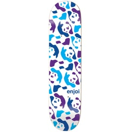 Enjoi Repeater HYB Skateboard Deck - Cool Blue 8.125