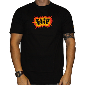 Flip Bang T-Shirt - Black