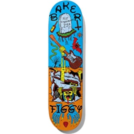 Baker Ways To Die - Figgy Skateboard Deck 8.5