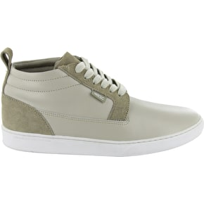 WeSC Lifestyle Hagelin Shoes - Birch Leather/Suede