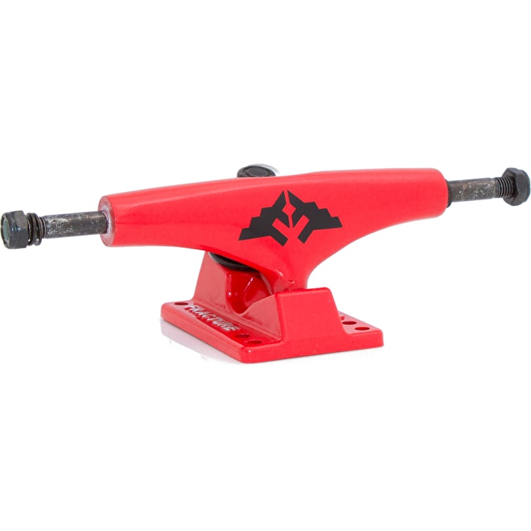 "Fracture Wings Skateboard Trucks - Red 5"" (Pair)"