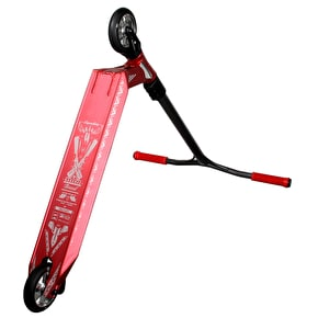 B-Stock Sacrifice x Urban Artt Custom Scooter - Black/Red (Cosmetic Damage)