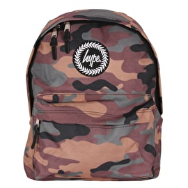 Hype Camo Backpack - Camo