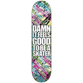 Blind Skateboard Deck - Damn Splash Multi 7.75