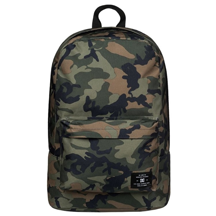 DC Bunker Print Backpack - Woodland Camo