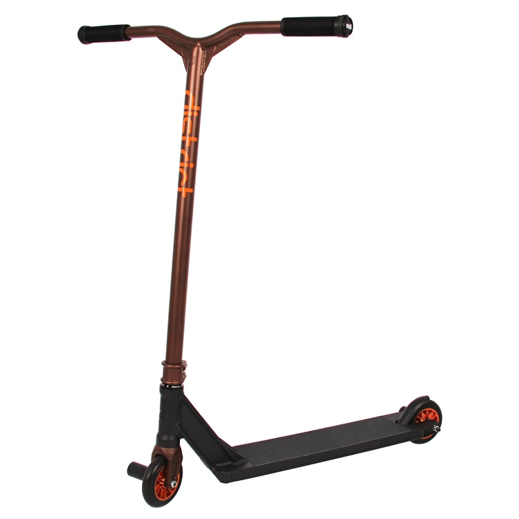 District HT-Series Custom Stunt Scooter - Asfalt/Coine