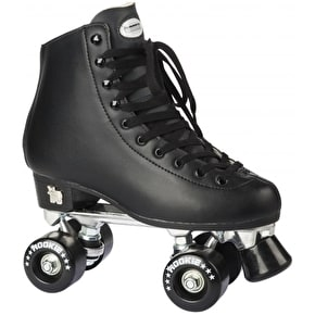 Rookie Classic Quad Skates - Black UK 10 (B-Stock)