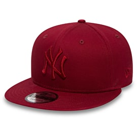 New Era New York Yankees MLB Essential 9FIFTY Cap - Cardinal Red