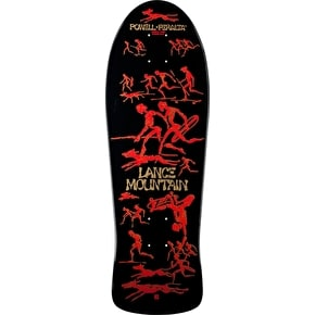 Powell Peralta Bones Brigade Reissue VIII Skateboard Deck - Mountain Future Primitive 9.94