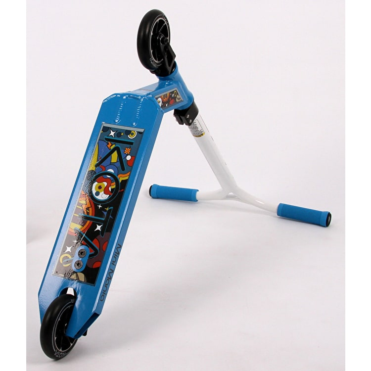 Kota Mini Mania Complete Scooter - Blue/White