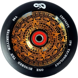 Infinity Mayan 110mm Scooter Wheel - Gold