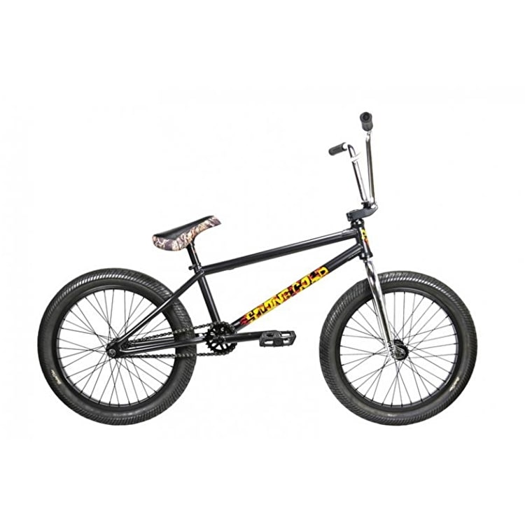 Cult 2016 Complete BMX - Trey Sig. - Black/Chrome - 21""