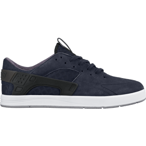Nike SB Eric Koston Hurache Shoes - Dark Obsidian/White