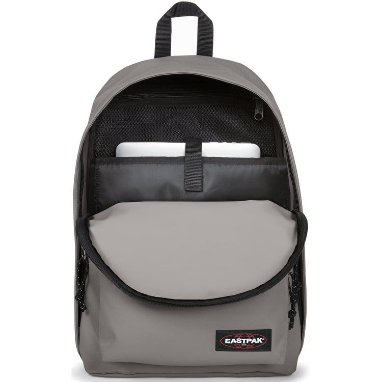 Eastpak Out Of Office Backpack - Concrete Grey