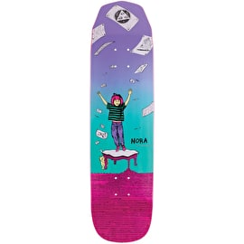 Welcome Magilda - Nora Vasconcellos Pro Model - Wicked Princess Skateboard Deck 8.125