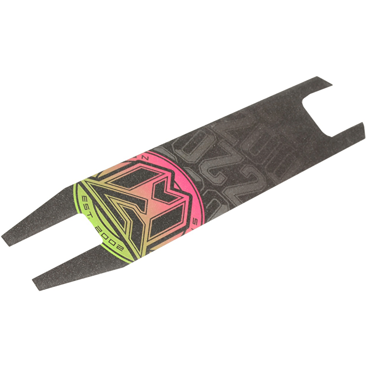 MGP VX6 Pro Scooter Grip Tape - Pink/Lime
