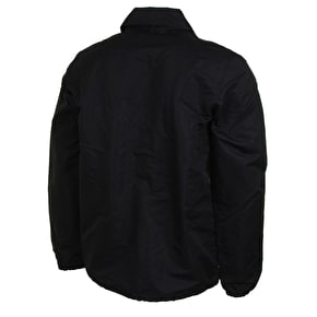 Hype Core Coaches Jacket - Black
