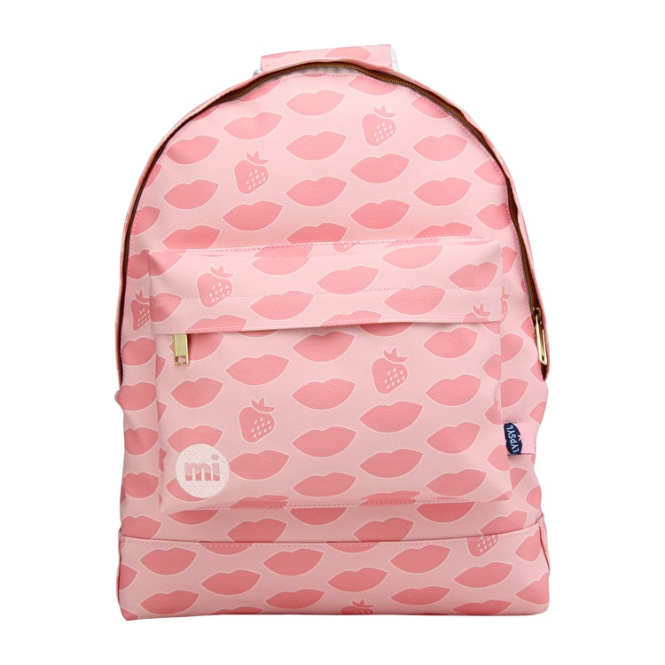 Mi-Pac x Lypsyl Backpack - Alpine Strawberry