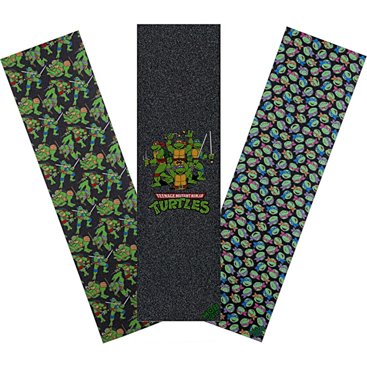 MOB x TMNT Skateboard Grip Tape - Multi (Assorted)